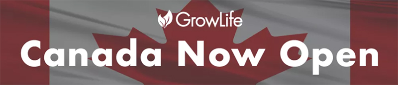 GrowLife, Inc. Launches Canadian E-Commerce Platform to Meet Increasing Demand for Cultivation Equipment in Expanding Legalized Market