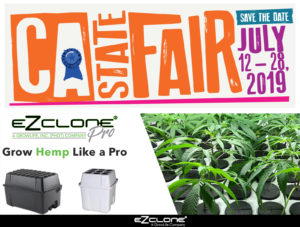 GrowLife, Inc. EZ-CLONE Pro Commercial Propagation System on Display at The California State Fair